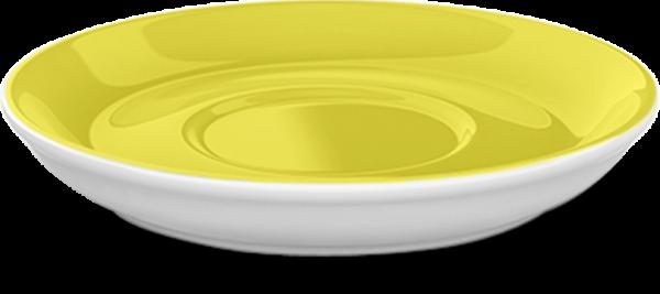 Espresso Untertasse Zitrone