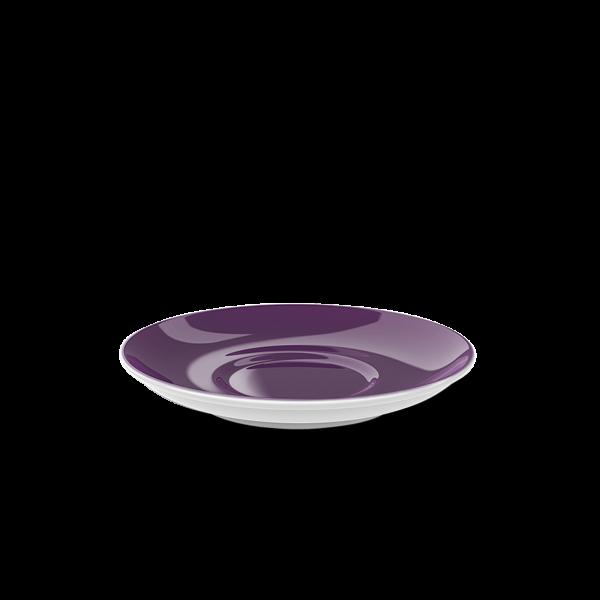 Kaffee Untertasse Pflaume (14,5cm)