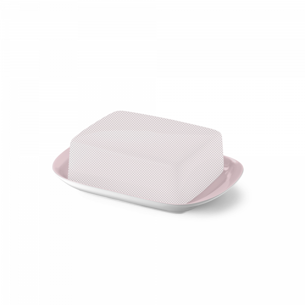 Butterdose Untere Puder