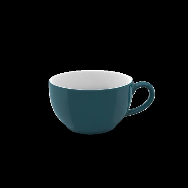 Cappuccino Obertasse Petrol (0,3l)