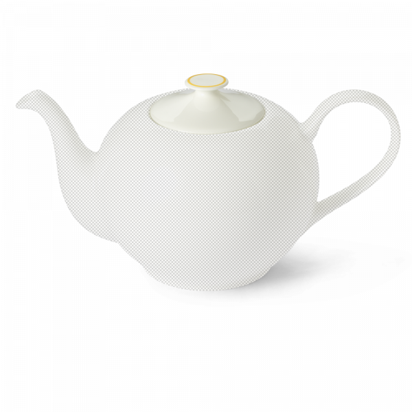 Lid of teapot 1,30 l yellow