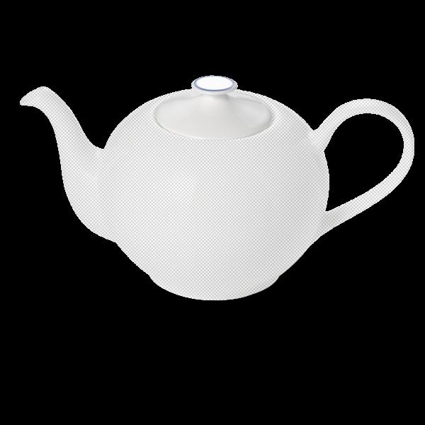 Deckel Teekanne 1,30 l hellblau