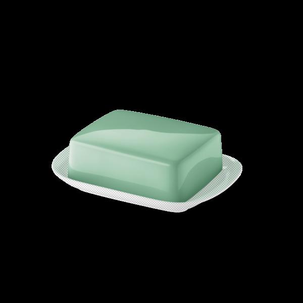 Butterdose Oberteil Smaragd