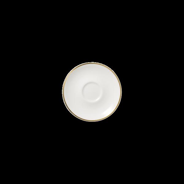 Espresso Untertasse Gold (11,3cm)