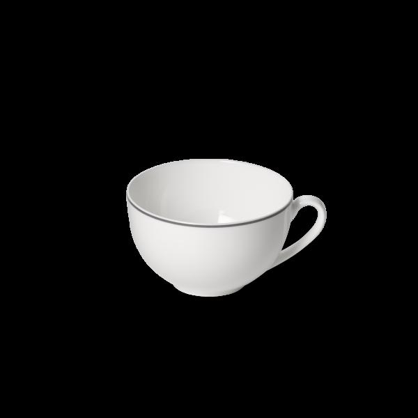 Kaffeetasse Grau (9,7cm; 0,25l)