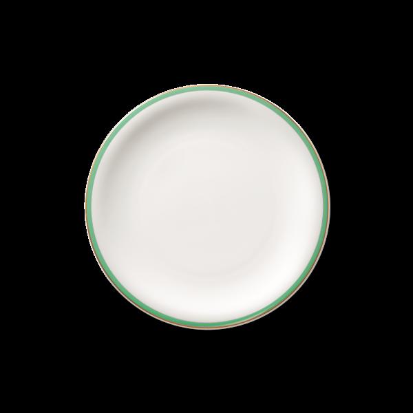 Dessertteller Gold/Mint (24cm)