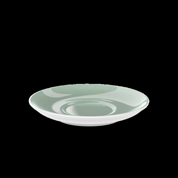 Cappuccino Untertasse Salbei (16cm)