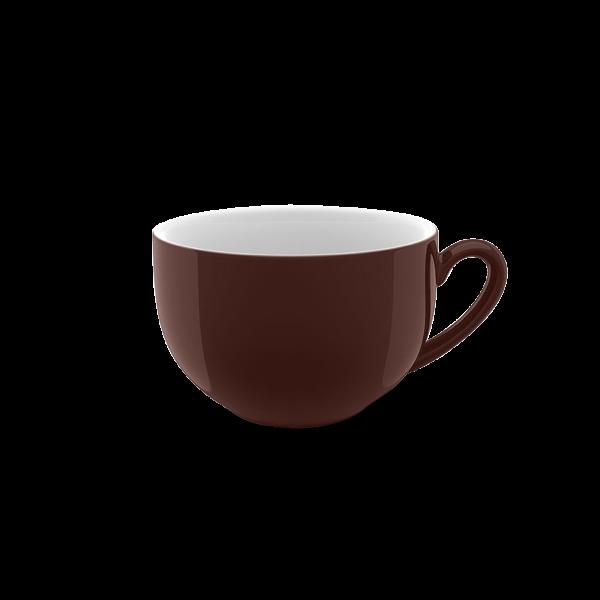 Jumbo Obertasse Kaffeebraun (0,6l)