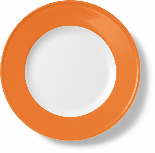 Dessertteller Orange (19cm)