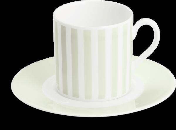 Set Espressotasse Khaki (0,1l)