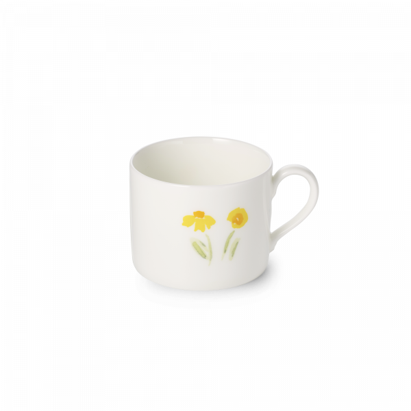 Kaffeetasse Zyl. Gelb (0,25l)