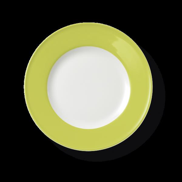 Dinner Plate Lime (26cm)