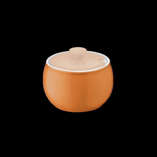 Zuckerdose ohne Deckel Orange (0,3l)