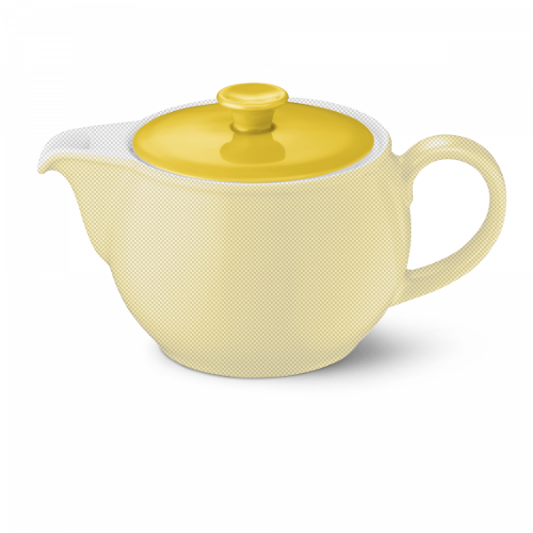 Deckel für Teekanne Sonnengelb (1,1l)