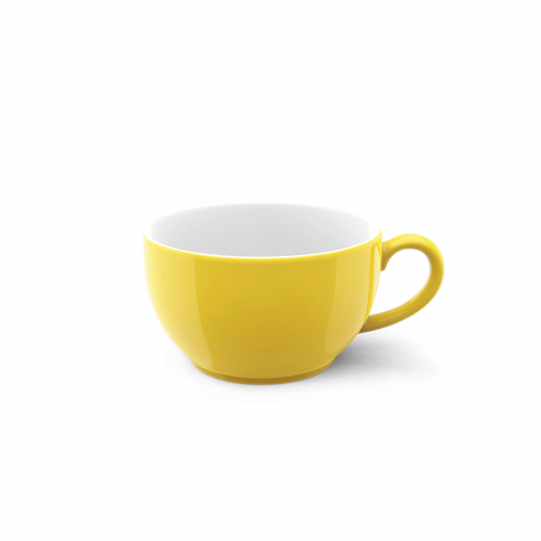 Cappuccino Obertasse Sonnengelb (0,3l)