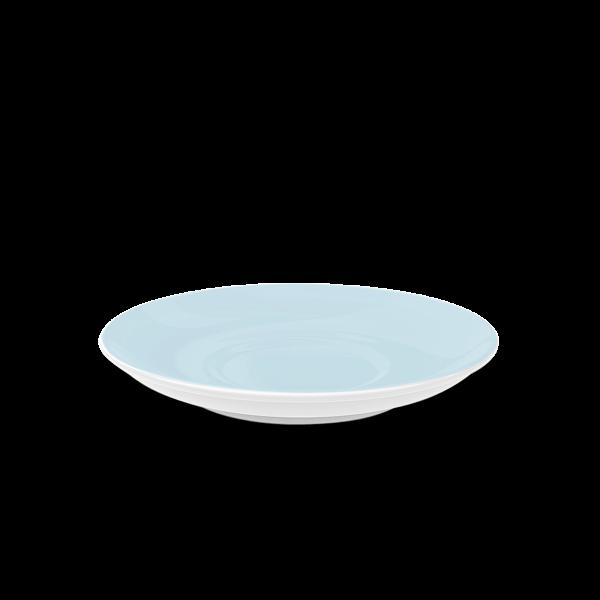 Cappuccino Untertasse Eisblau (16cm)