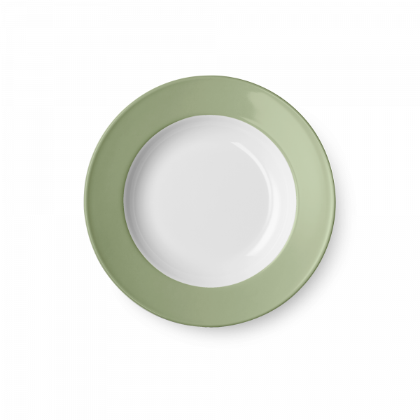 Suppenteller Khaki (23cm)