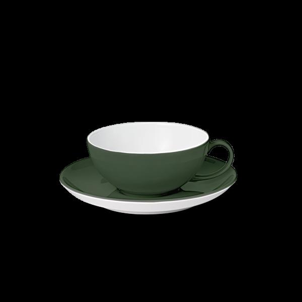 Set Tea cup Dark Olive Green (0,22l)