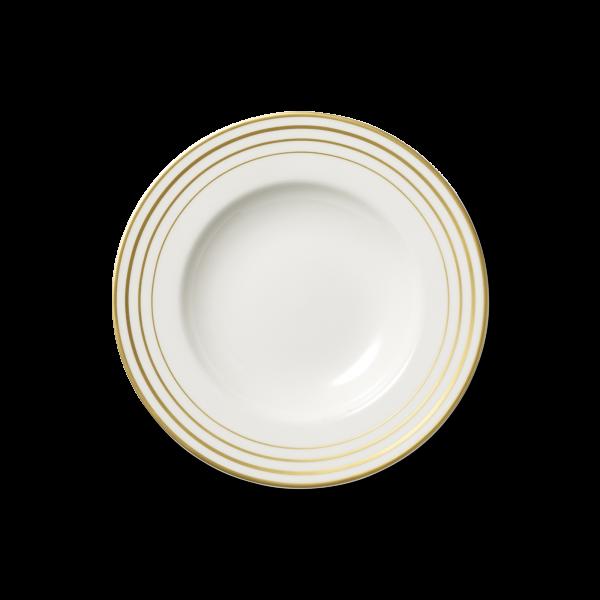 Suppenteller Gold (25cm)