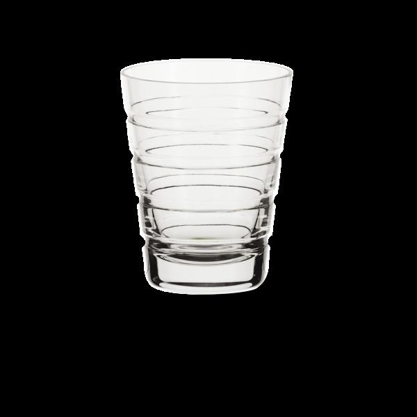 Glas 0,33 l klar horizontal