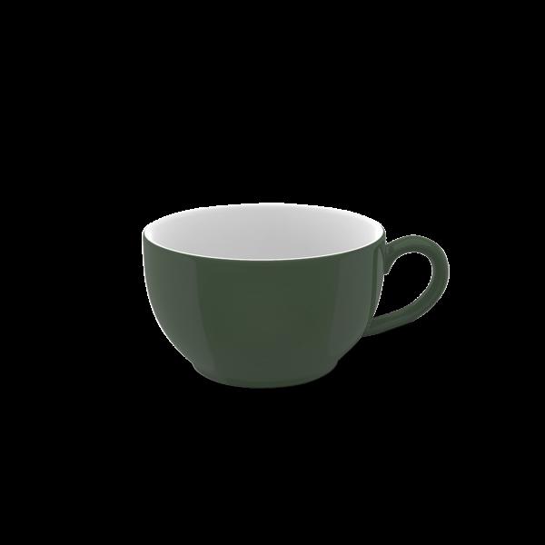 Cappuccino Obertasse Russischgrün (0,3l)