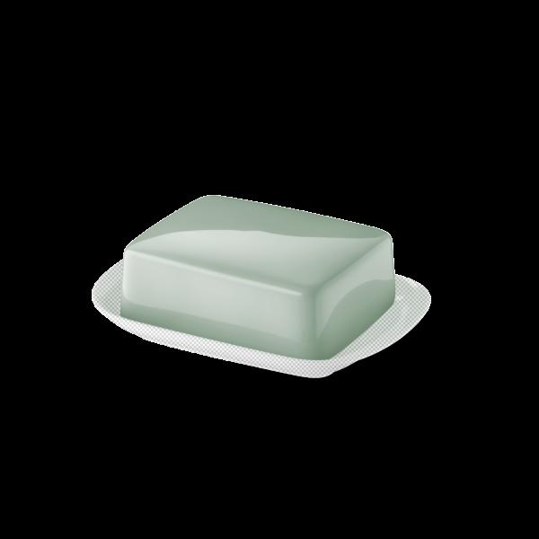 Butterdose Oberteil Salbei