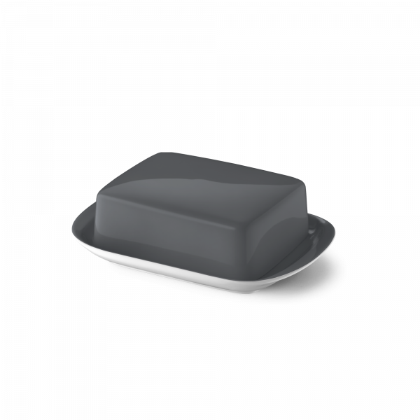 Butter dish Anthracite