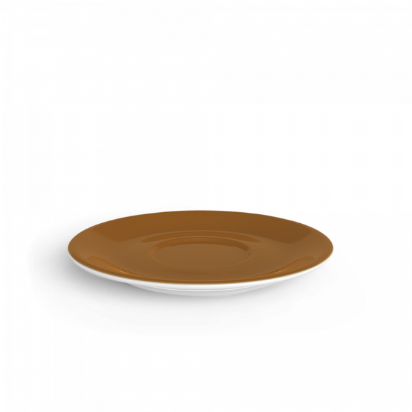 Jumbo Untertasse Karamell (19,5cm)