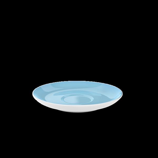 Tee Untertasse Hellblau (15cm)