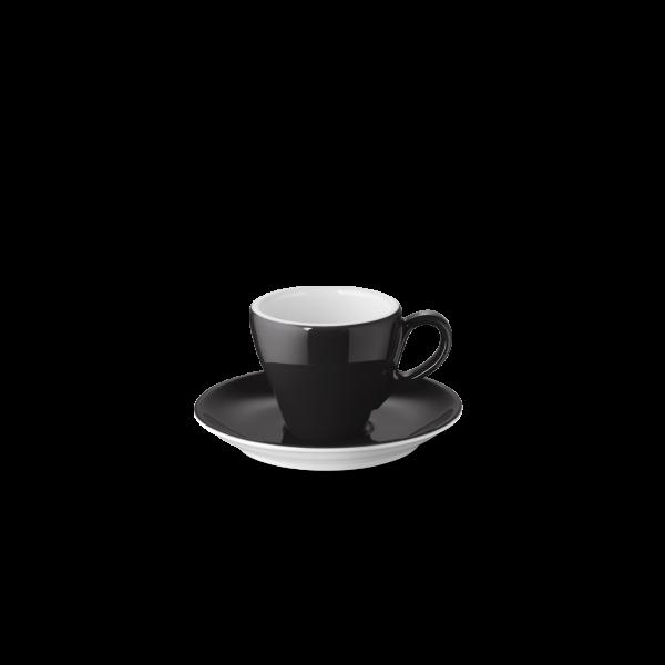 Set Espresso cup Black (0,09l)