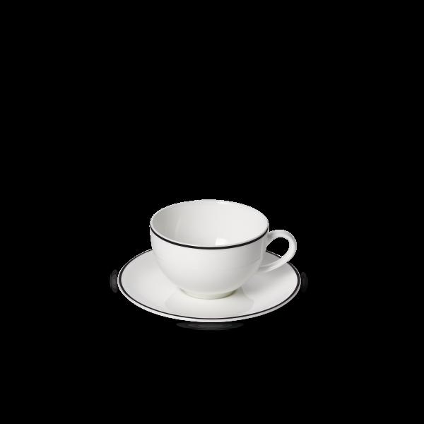 Set Espressotasse Schwarz (0,11l)