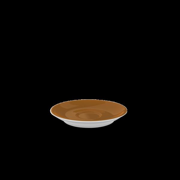 Espresso Untertasse Classico Karamell (11,9cm)
