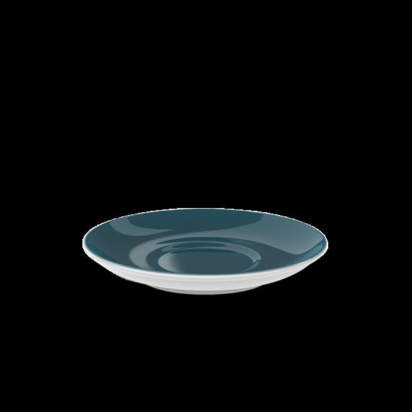 Coffee saucer Petrol (14,5cm)