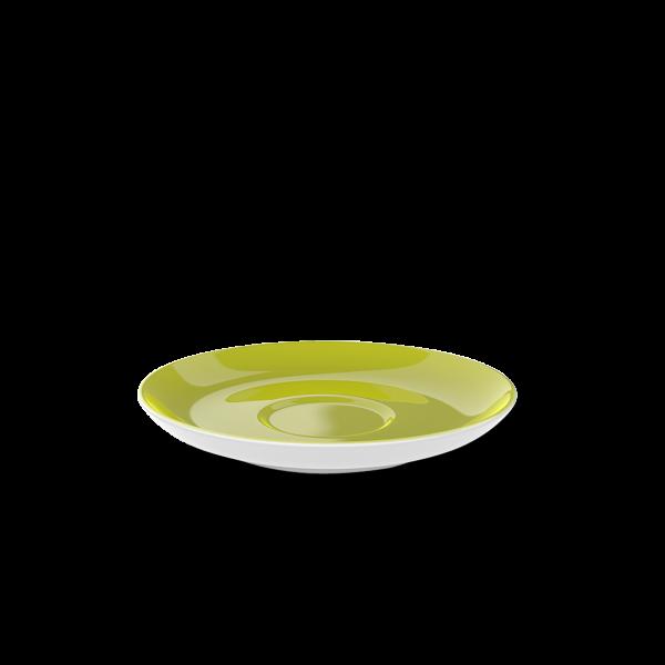 Tee Untertasse Oliv (15cm)