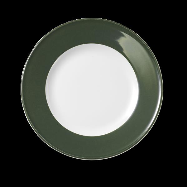 Speiseteller Russischgrün (28cm)