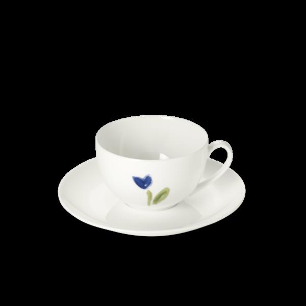 Set Kaffeetasse Blau (0,25l)