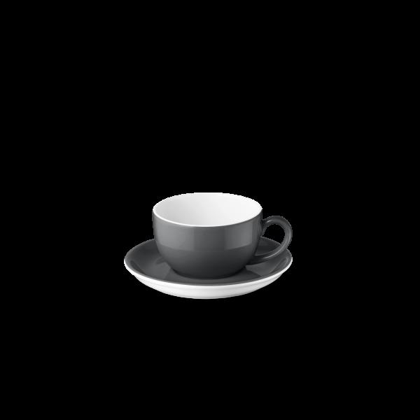 Set Espresso cup Anthracite (0,1l)