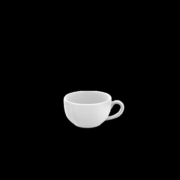 Espresso Obertasse Weiß (0,1l)