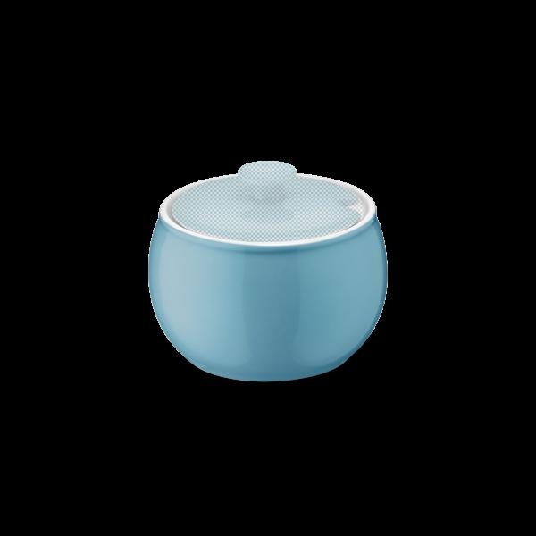 Sugar bowl without lid Malibu Turquose (0,3l)