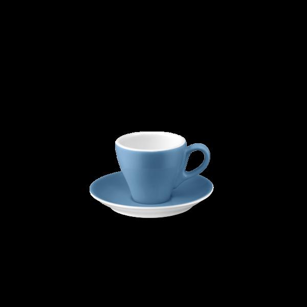 Set Espresso cup Vintage Blue (0,09l)