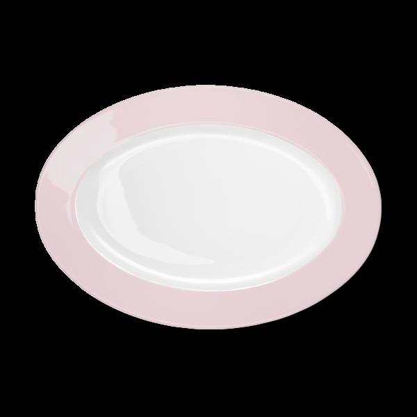 Ovale Platte Puder (33cm)