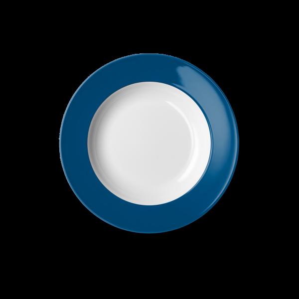 Suppenteller Pazifikblau (23cm)