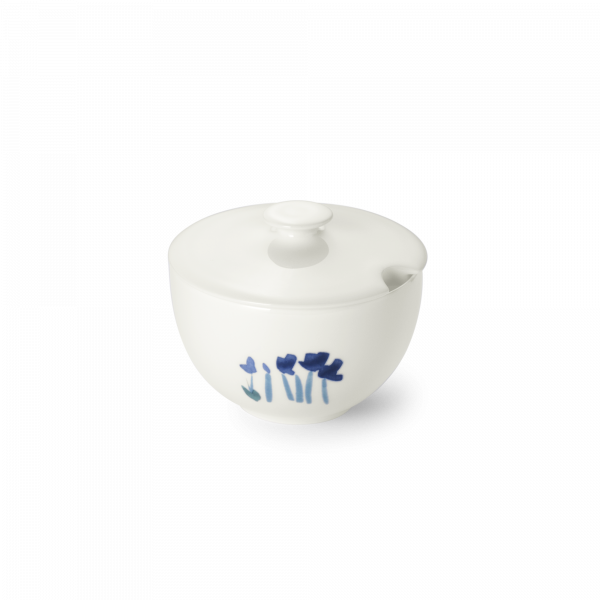 Zuckerdose Blau (0,25l)