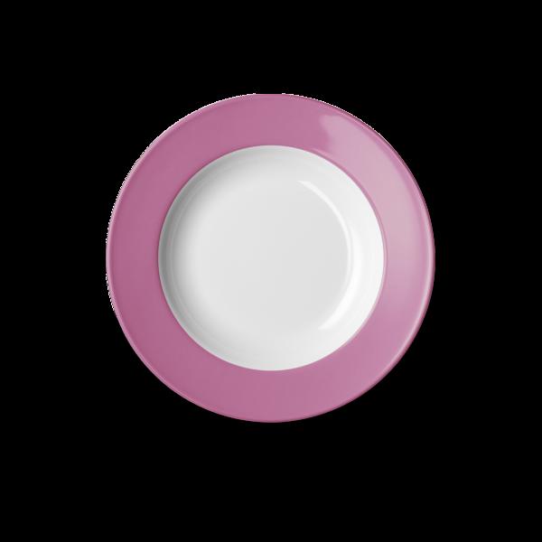 Suppenteller Pink (23cm)