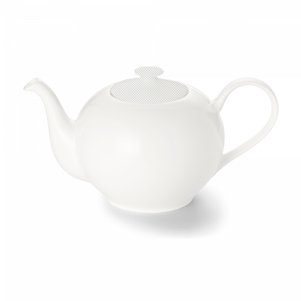 Base of teapot 0,90 l white