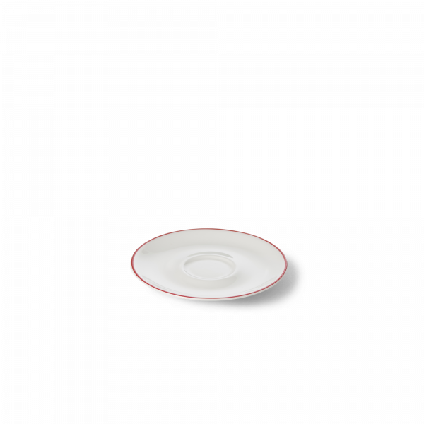 Espresso Untertasse Rot (11,3cm)