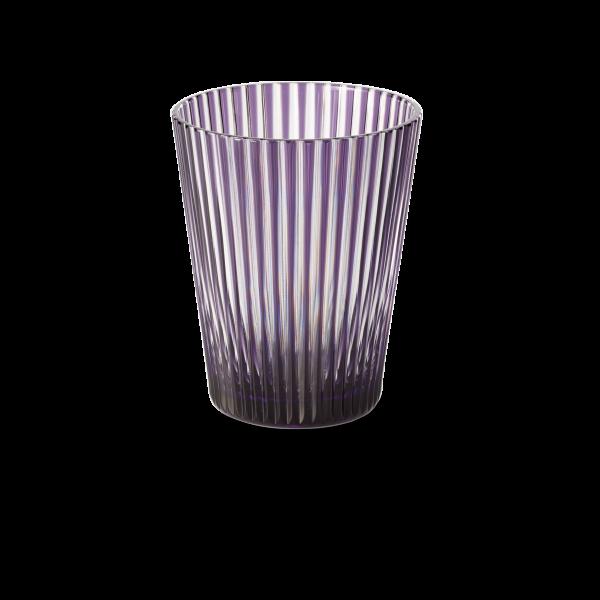 Glas 0,33 l lila