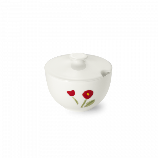 Sugar dish Red (0,25l)