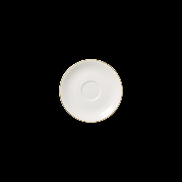 Espresso Untertasse Gold (14,2cm; 0,1l)