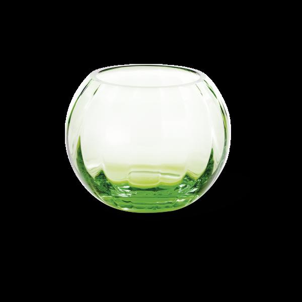 Windlicht 10,5 cm grün